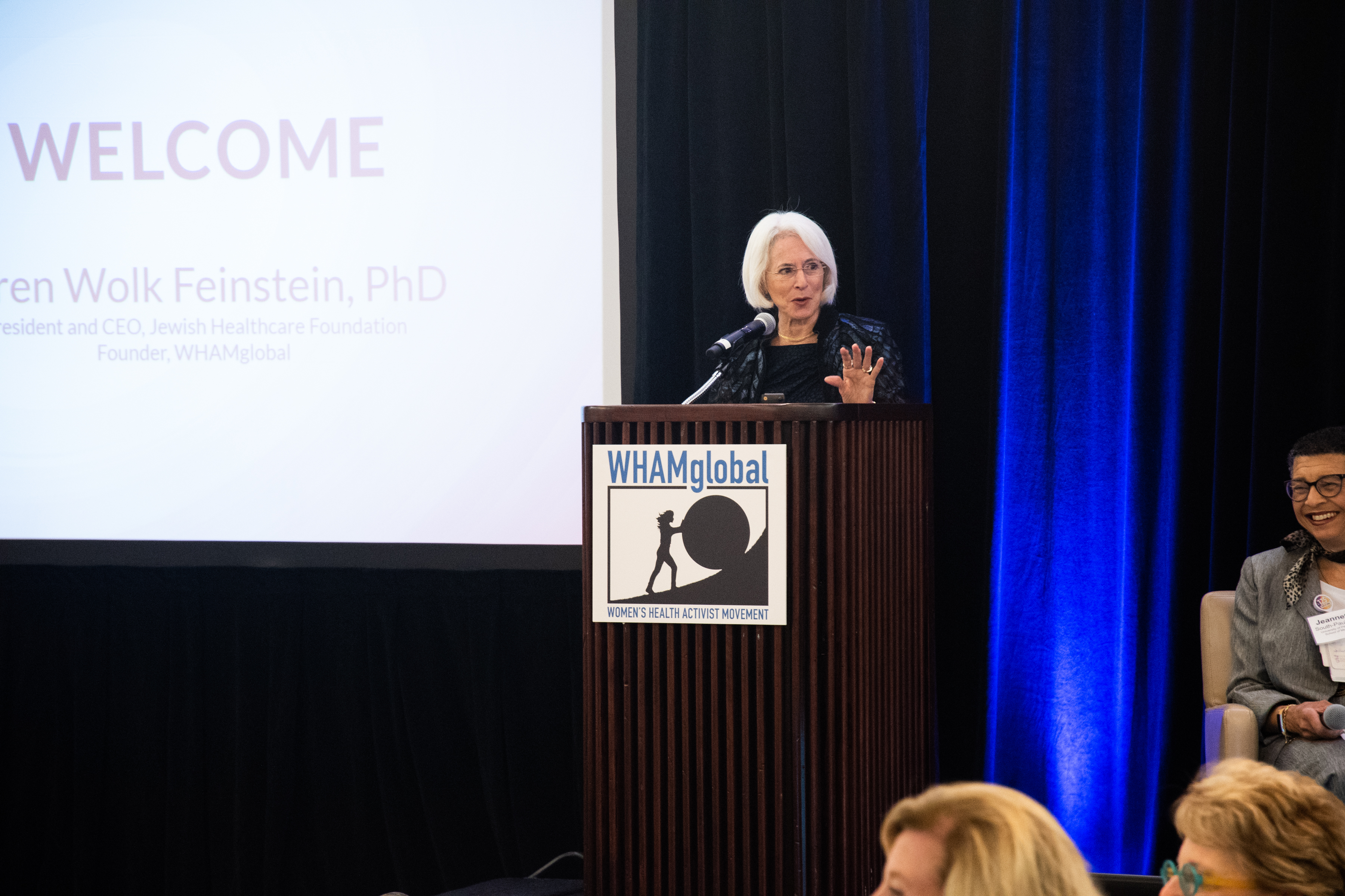 Recap of the WHAMglobal Maternal Leaders Symposium Icon Image