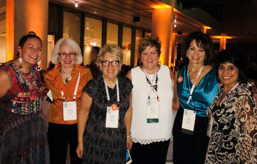 Pittsburgh Members of IWF attend World Leadership Conference, Establish Special Interest Group for Health Care