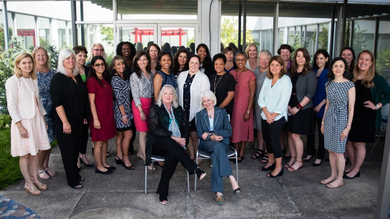 Members of the Women of Impact Public Health cohort.